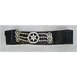 Spanish Silver Money Belt
