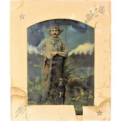 Old Western Tintype