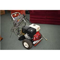 4000 psi pressure washer powered by 13 horsepower GX390 engine, model BEEX-3613 HWCOMX