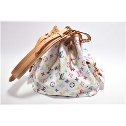 Vintage Louis Vuitton drawstring bag, date code SP0066