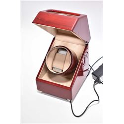 Rocket Red Box electric watch winder