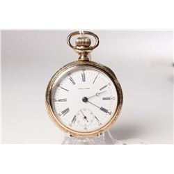 Waltham size 18, 15 jewel grade Special, model 1883 pocket watch. Serial # 8725152, dates to 1898. N