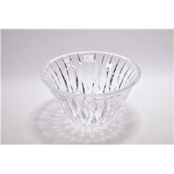 "Marquis by Waterford (crystal) 10"" diameter center bowl"