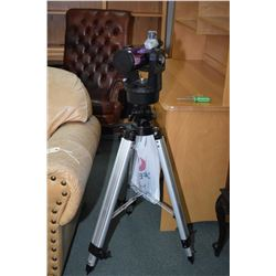 Meade Instruments ETX Astro telescope with operators manual and tri-pod base