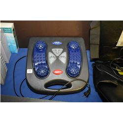 Foot XTC electric foot massager