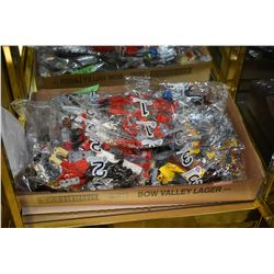 Selection of new in package Lego building bricks