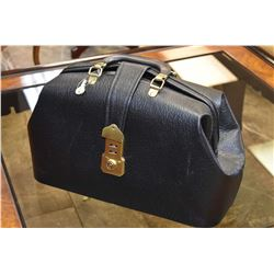 Genuine leather Cheney doctor's bag