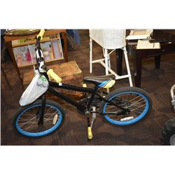 Child's single speed bicycle
