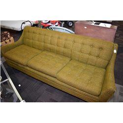 1960's retro full sized sofa