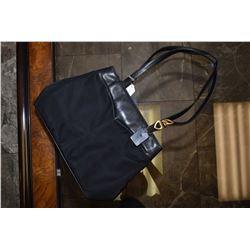 Vintage Saint Jack purse with leather accents