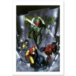 Secret Invasion #2 by Stan Lee - Marvel Comics