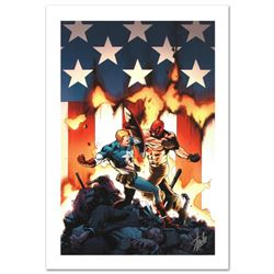 Ultimate Avengers #8 by Stan Lee - Marvel Comics