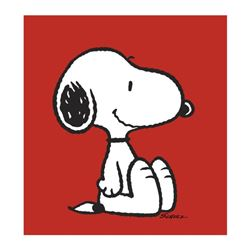 Snoopy: Red by Peanuts
