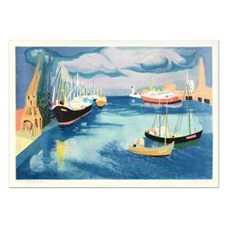 Le Harve by Lambert (1919-1998)