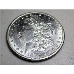 1897 S Better Date High Grade Morgan Dollar