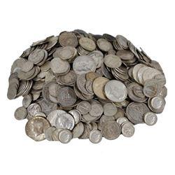 $50 Face Value 90% Silver Mix Random
