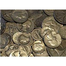 $10 face Value Mixed Random -90% Silver