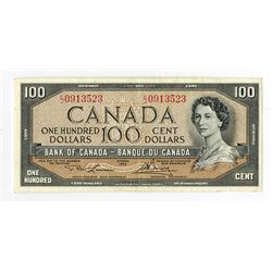 Banque du Canada. 1954 (1973-1976). Issued Banknote.