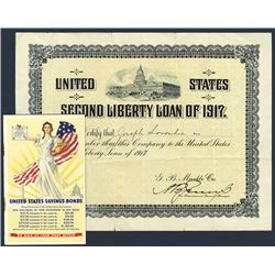 United States Second Liberty Loan of 1917.