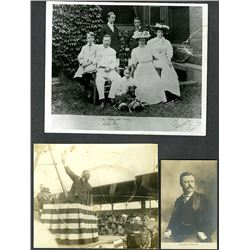 Theodore Roosevelt Photograph Collection ca. 1900-1907