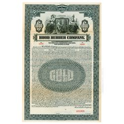 Hood Rubber Co. 1926 Specimen Bond.