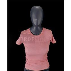 Scary Stories - Stella Nicholls's Pink T-Shirt Costume Change #1 (0034)