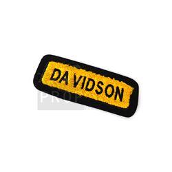 Scary Stories - Davidson Patch (0555)