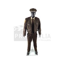 Scary Stories - Mill Valley Township Police Costume (0103)