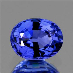 Natural AAA Ceylon Blue Sapphire 6x5 MM - FL