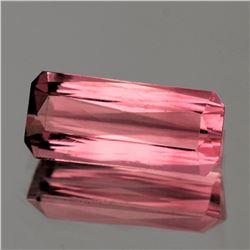 Natural  AAA Padparadscha Pink Tourmaline 3 Cts - VVS