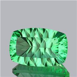 Natural AAA Paraiba Green Fluorite 23x14 MM - FL