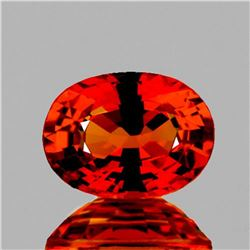 NATURAL ORANGE SPESSARTINE GARNET 1.80 Ct - FL