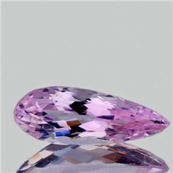 NATURAL PINK KUNZITE 20x 7 MM [VVS]