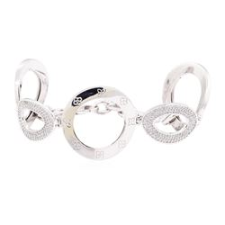 2.02 ctw Diamond Bracelet - 18KT White Gold