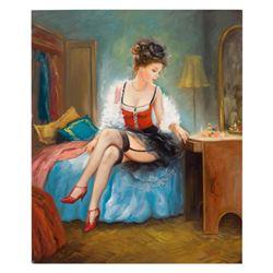 Mademoiselle by Sidan, Taras