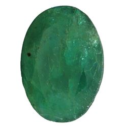 4.05 ctw Oval Emerald Parcel