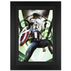 Captain America: Hail Hydra #1 by Stan Lee - Marvel Comics