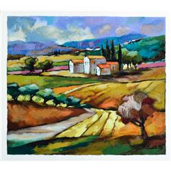 Slava Brodinsky Tuscany Region