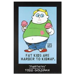 Fat Kids Are Harder to Kidnap by Goldman, Todd