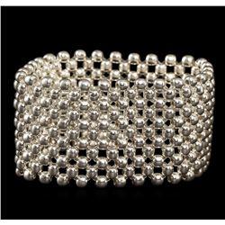 Classic Sterling Silver Bracelet