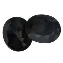 13.89 ctw Oval Mixed Blue Sapphire Parcel