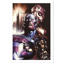 New Avengers #6 by Stan Lee - Marvel Comics