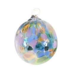 Ornament (Purple Mystique) by Glass Eye Studio