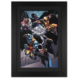 X-Men vs. Agents of Atlas #1 by Stan Lee - Marvel Comics