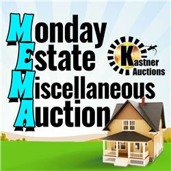 WELCOME TO YOUR KASTNER MEMA INTERNET AUCTION
