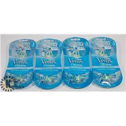BAG OF VENUS RAZORS