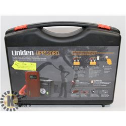 UNIDEN PORTABLE POWER AND ROADSIDE ASSISTANCE KIT