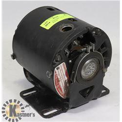 GENERAL ELECTRIC 1/4 HP 110 VOLT 4.6 AMP MOTOR