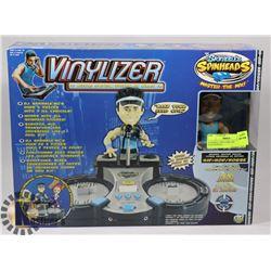 DJ MIXER, VINYLIZER, DSI ELECTRONICS