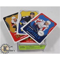 LOT OF OVER 70 OPEECHE RETRO HOCKEY CARDS 2010-11.